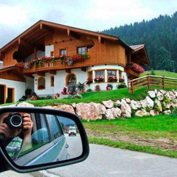 автопутешествие в австрию