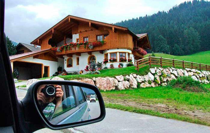 Самостоятельное путешествие по Австрии. Отзыв о сим-карте Orange.
