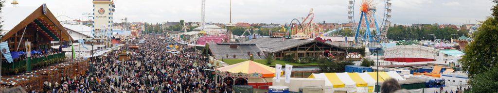 Октоберфест в этом году пройдет с 17 сентября по 2 октября