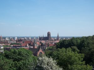 Путешествие по Польше на автобусе