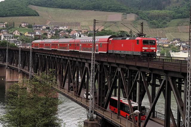 Путешествуем по Европе на поезде