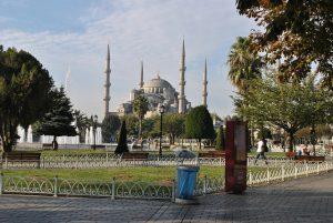 Что можно бесплатно посмотреть в Стамбуле