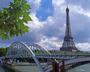Путешествие по Франции на автобусе