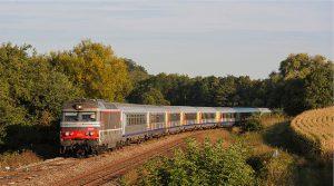 железные дороги франции