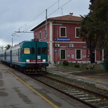 по италии на поезде