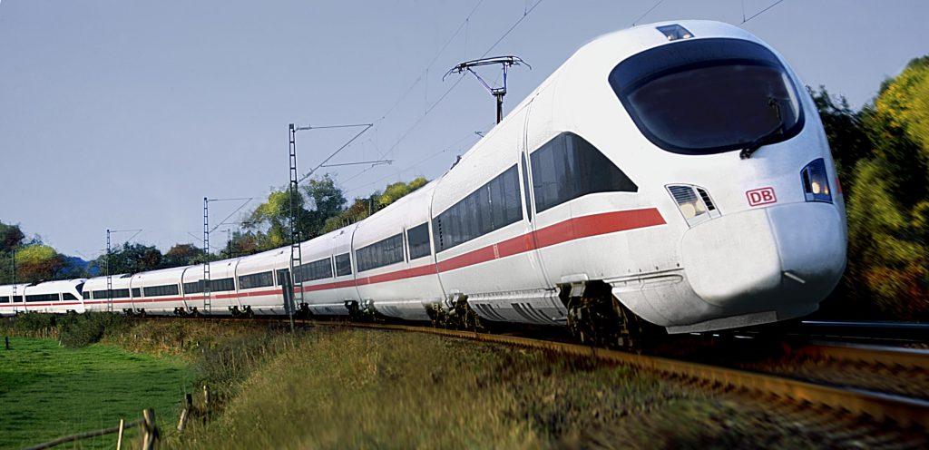 типы немецких поездов