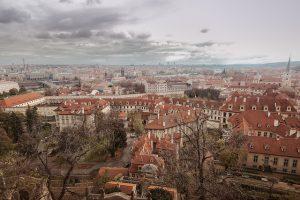 Путешествие по Праге на автобусе