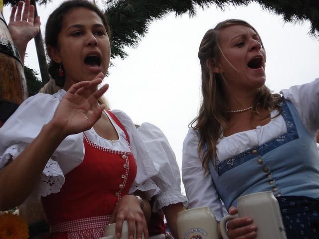 Октоберфест – особенный фестиваль