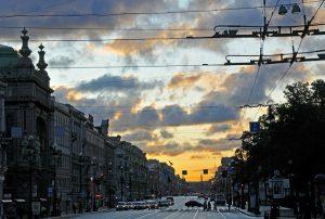 Путешествие по России на автобусе