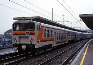 какие поезда бывают в Италии