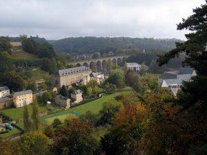 Путешествие по Люксембургу на автобусе