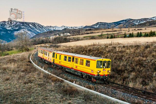 Испанские железные дороги и поезда