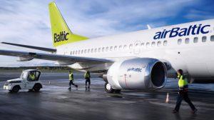airBaltic одна из надежных лоукостов