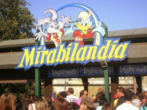 Парк аттракционов Mirabilandia