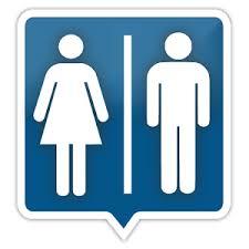 найти туалет