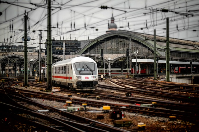 Как путешествовать по Германии на поезде