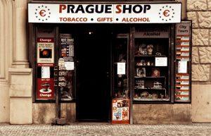 В столице Чехии много чего интересного