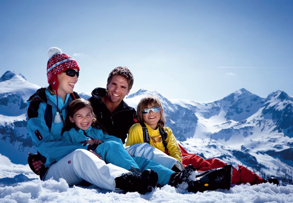 знаменитые горонолыжные курорты австрии