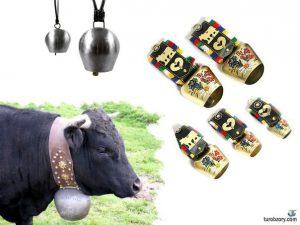 Колокольчик для коров. Что привезти из Австрии