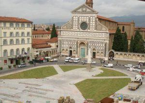 Вокзал во Флоренции Санта Мария Новелла