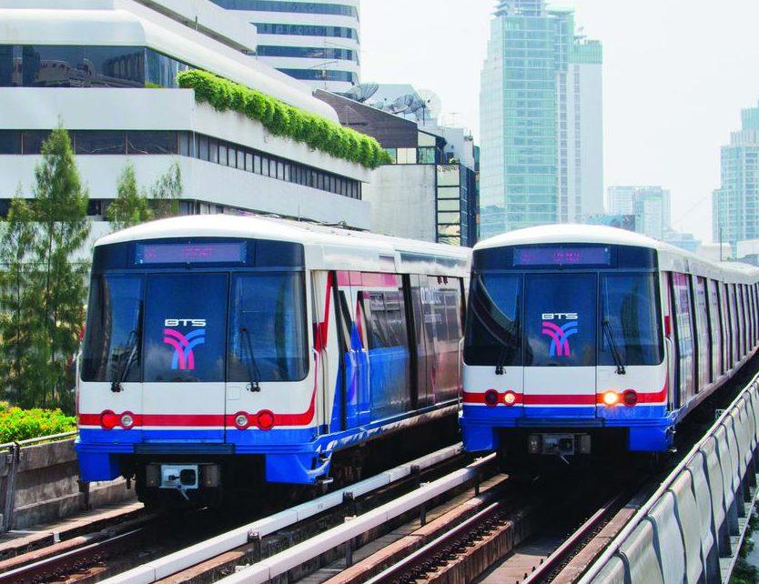 Как пользоваться метрополитеном в Таиланде