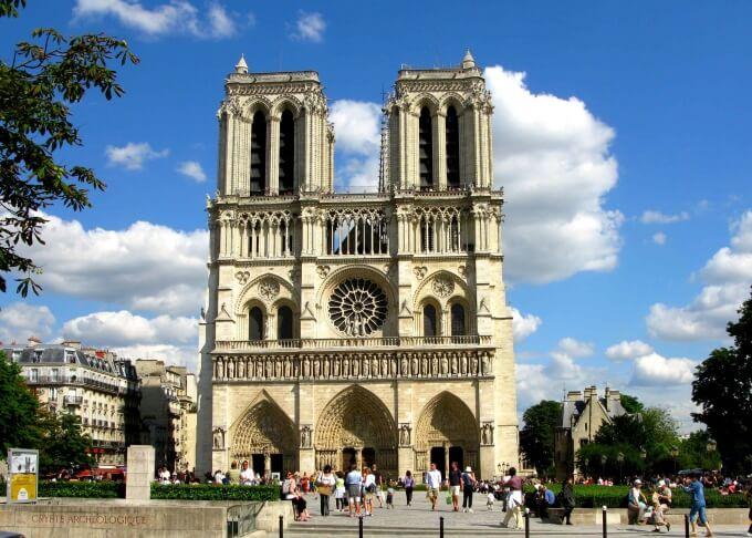 Путешествие по Франции: обязательная программа