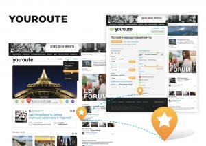 YOUROUTE – уникальный сервис, который позволяет не только найти дешевые авиабилеты, но и помогает спланировать своё путешествие