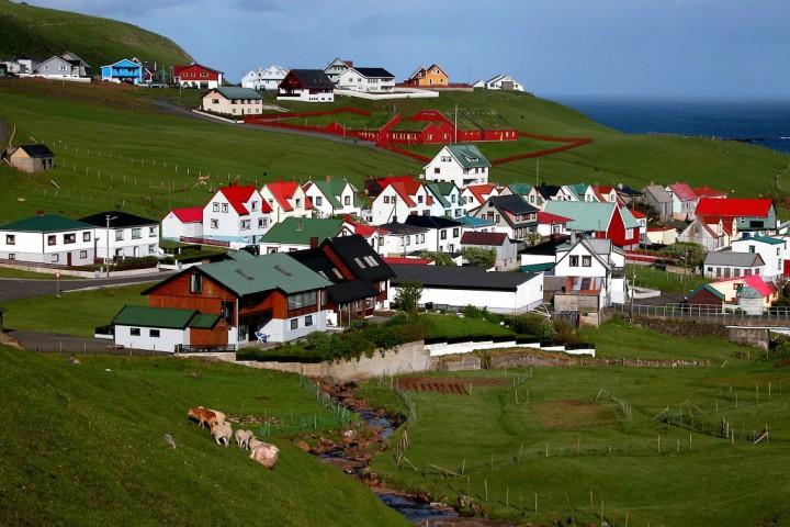 Фарерские острова: сказочная природа и пеший туризм