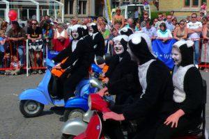 Бельгийский фестиваль котов