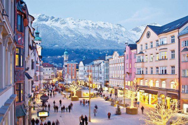виртуальный тур по австрии