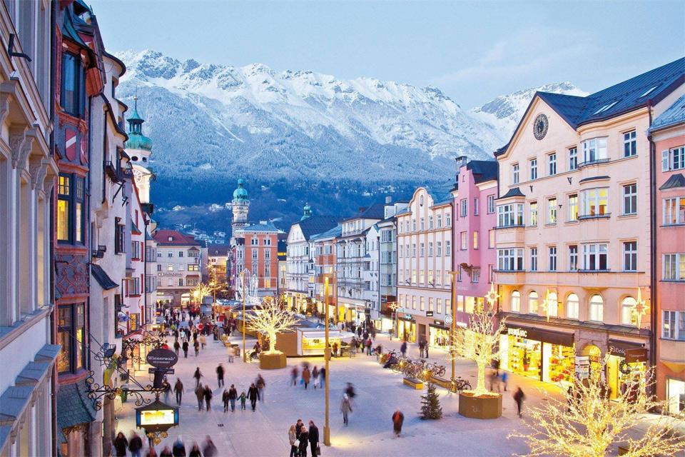 Путешествуем по Австрии с пользой и удовольствием
