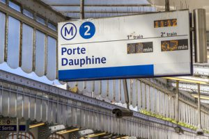 оплата проезда в парижском метро