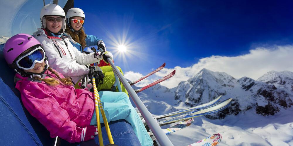 обязательно берем на горнолыжный курорт