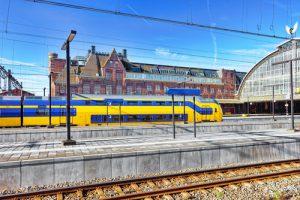 из парижа в амстердам на поезде