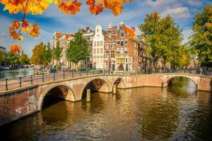 прогулка по амстердаму по воде