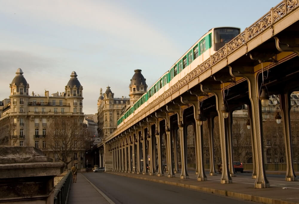 интересные факты о парижском метро