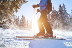 главное в горных лыжах - ботинки