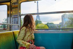 метро в париже график работы