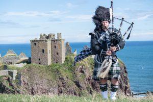 День святого андрея в шотландии