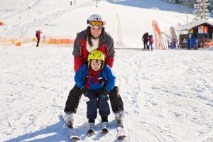 купите шлем настоящего лыжника