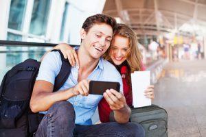 за границей вам понадобится мобильный интернет