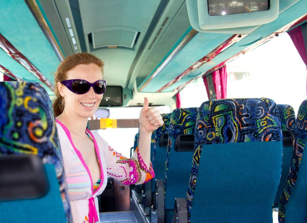 расходы на путешествие на автобусе