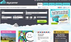 Skyscanner заслужил уважение многих туристов