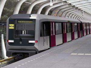 метро в голландии