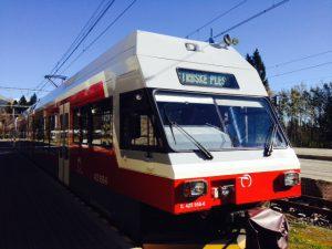 поездом в словакию