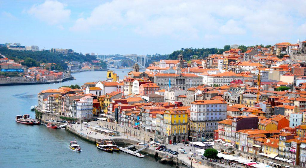 климат португалии