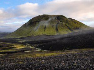 вулкан хекла
