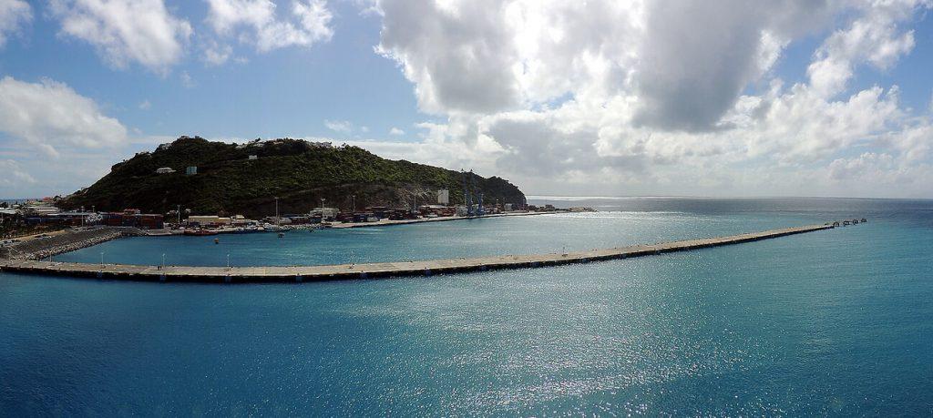 сен-мартен удивительный остров в карибском море