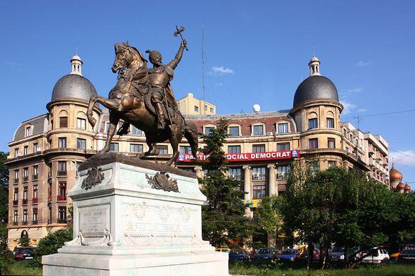 бухарест румыния путешествие и мобильная связь