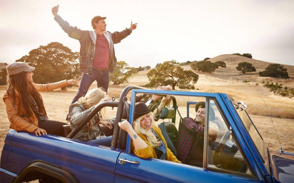 экономия на билетах в путешествии с друзьями